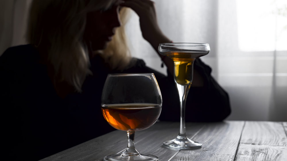 alcohol addiction during christmas